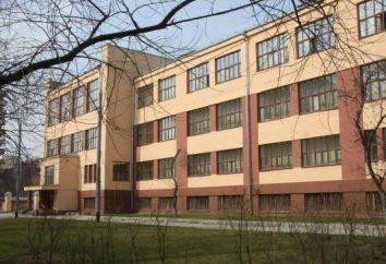 Les meilleures écoles de Moscou (2015): une liste complète, la description et l'examen des programmes