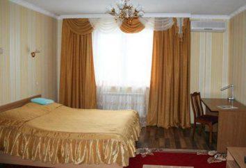 Hoteles en Cherepovets: dirección, descripción, comentarios