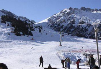 Almaty migliore località sciistica