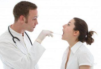 Czym różni się od angina migdałków? Opis leczeniu chorób, a zwłaszcza