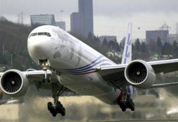 Boeing 777-300 – pojemny samolot na lot