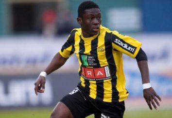 El delantero ghanés Abdul Uoris