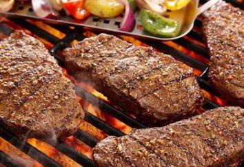 Come cucinare la carne alla brace?