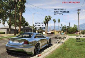 """Come aumentare FPS in """"GTA 5""""? modi efficaci"""