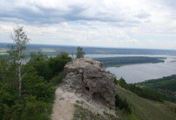 Kamienna misa (Region Samara). Jak dostać się do źródła Nikolaya Chudotvortsa