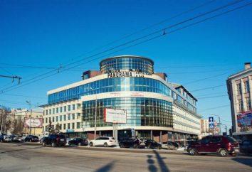 """Ristorante """"Panorama"""", descrizione Omsk, i menu e le recensioni dei clienti"""