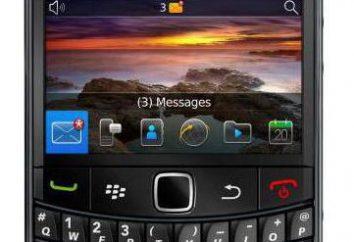 Revisión de la Blackberry 9780 teléfono inteligente: descripción, especificaciones y comentarios