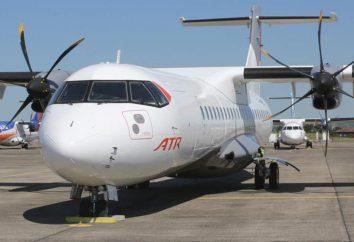 ATR 72 aviões – a placa perfeita perto de Aviação