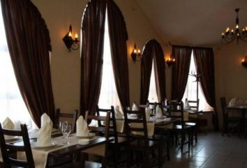 I migliori ristoranti e caffè (Exhibition Center, Mosca): valutazione, caratteristiche e recensioni