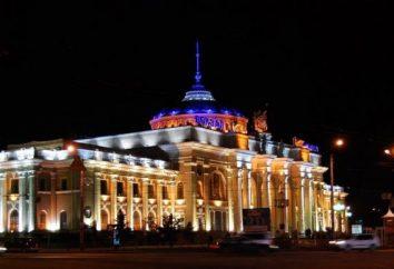 Odessa dworzec kolejowy: adres, strona internetowa, bilety