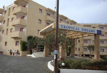 Tropical Dreams Hotel Apartments (Cipro, Protaras): descrizione, numero di camere, servizi e recensioni