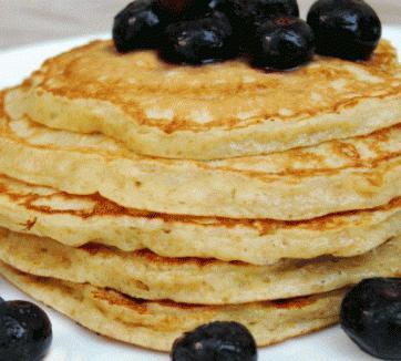 Superb Wie Pfannkuchen Mit Quark Kochen? Beignets Von Hüttenkäse: Das Rezept Mit  Einem Foto