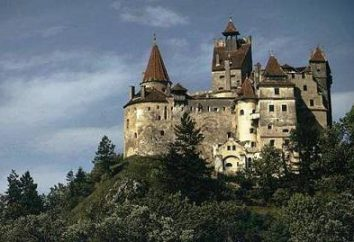 Bran (Drakuly) na Roménia