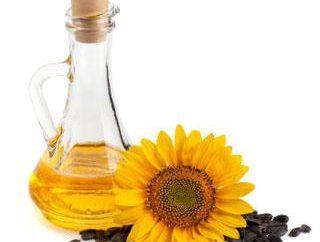 Olej słonecznikowy: korzyści i szkodliwości produktu surowego i rafinowanego