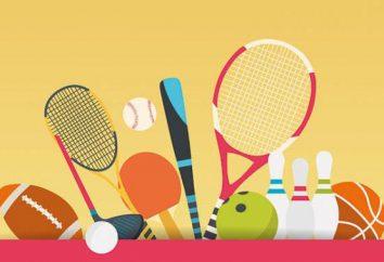Definizione dello sport, dei suoi tipi e delle differenze dalla cultura fisica