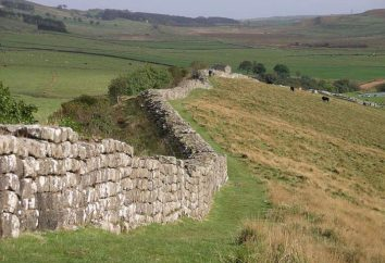 Mur Hadriana – potężny zakład opiekuńczy w Wielkiej Brytanii