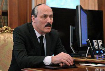 Ramazan Abdullatipov: ex-professor do comunismo científico e do presidente do Daguestão