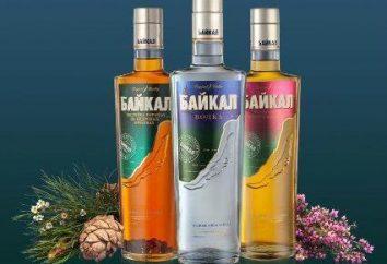 """Vodka """"Baikal"""": opiniones y resultados de pruebas"""