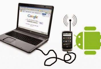Como distribuir um telefone WiFi: instruções detalhadas