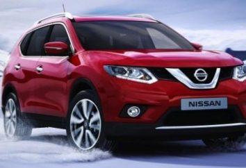 """O novo """"Nissan X-Trail"""" – especificações e design da 2014 linha de SUVs"""