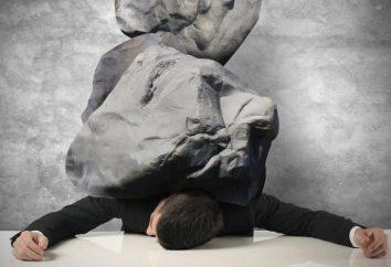 Como suportar a pressão psicológica? Como resistir à pressão psicológica