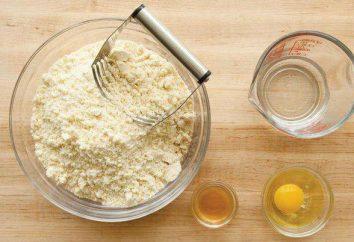 Hausgemachte Kuchen auf dem Wasser: Rezepte