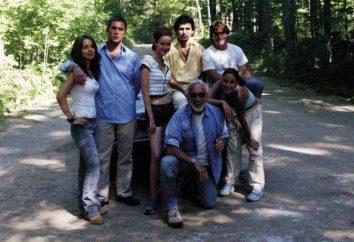 """Attori del film """"Turn There There"""". Cannibali e studenti nei boschi della Virginia"""