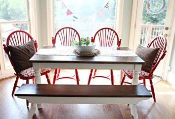 Dlaczego nie może siedzieć na stole: nowoczesny widok starych omen