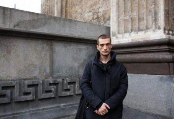 Petr Pavlensky – Rosyjski artysta aktsionist: biografia, kreatywność