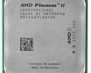 AMD Phenom II X4 920: dane techniczne, opinie i referencje