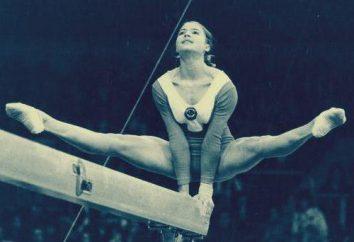Ginnasta Lyudmila Turishcheva: biografia, la vita personale, successi sportivi