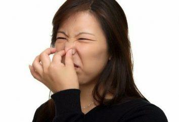 El olor agrio del sudor. Las causas del mal olor