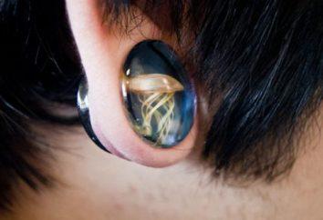 Tunel w uchu: współczesne standardy urody
