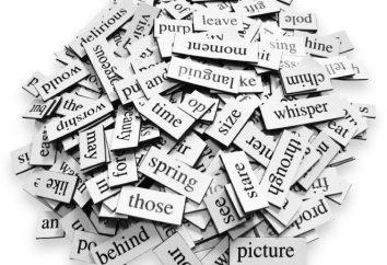 Ciò che è stilisticamente colorato parole? colorazione stilistica