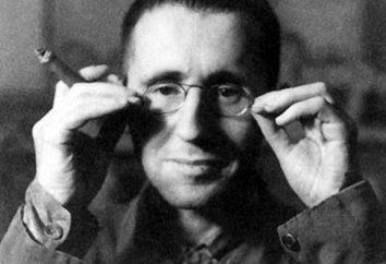 Bertolt Brecht: biographie, l'histoire de la vie, la créativité et les meilleurs livres