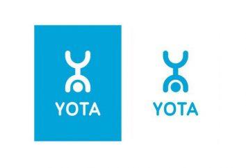 Mobile Internet Yota. ponto de acesso: conectar e configurar