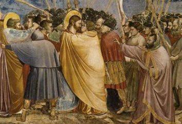 Jude – wer ist das? Judas Iscariot verraten Christus?