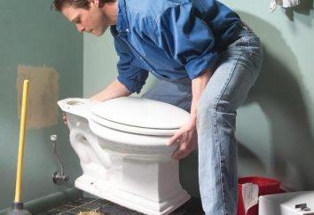 WC naprawa w domu panelu. praktyczne porady
