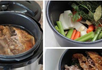 Pilaf in einem Druckkocher: die Vorbereitungsphase