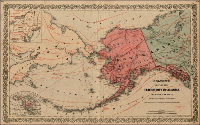 Wann Wurde Alaska Verkauft