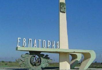 Hotele Eupatoria. Eupatoria, Krym: rekreacyjne, hotele
