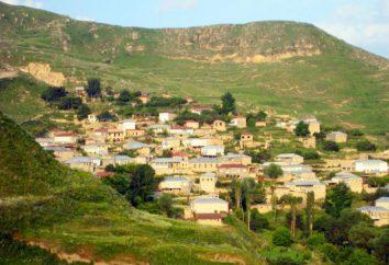 cidade Dagestani do Sul Sukhokumsk para Derbent