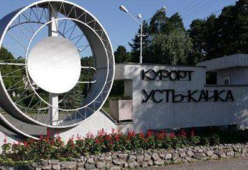 "La station «Ust-Kachka"": sanatorium. ""Ust-Kachka"" – le plus grand complexe multi-sports de l'Europe"