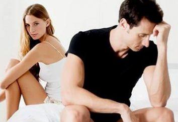 Przedwczesny wytrysk. Przyczyny utraty kontroli seksualnej