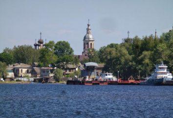 Tver região: Vistas Ostashkova