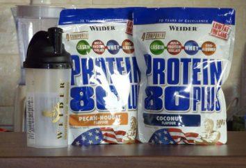 Meilleur multi-protéines: l'instruction et l'utilisation des notations
