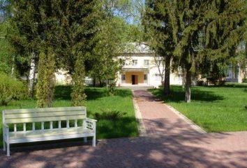 Sanatorium. Dzerzhinsky, indirizzo Voronezh, foto, recensioni
