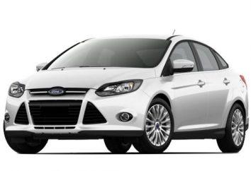 """substituição das pastilhas do travão """"Ford Focus 2"""". Confie em seu carro apenas para profissionais"""