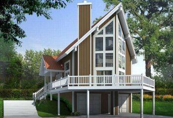 La construcción de una casa de madera: una revisión de los propietarios