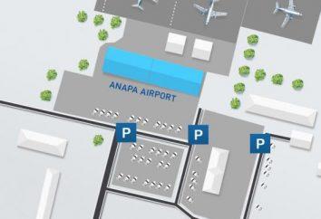 Anapa – Aeroporto Vityazevo. Fotos, endereço, distância